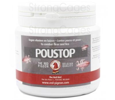 Poustop 300 grs(contra pulgas y piojos)