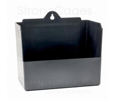 Cajon portajaula Negro