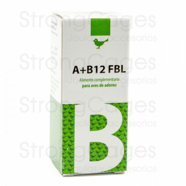 A+B12 FBL Complejo Vitamínico Sol. Oral 20 ml.