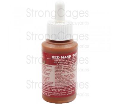 Belgavet Red Mask 100ml, (pigmentante rojo 100% natural).