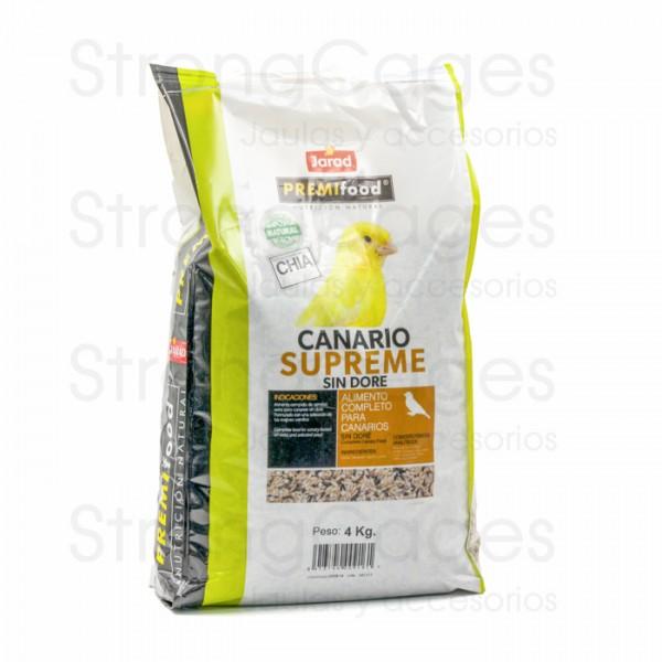 Mixtura Premifood Canario Supreme jarad