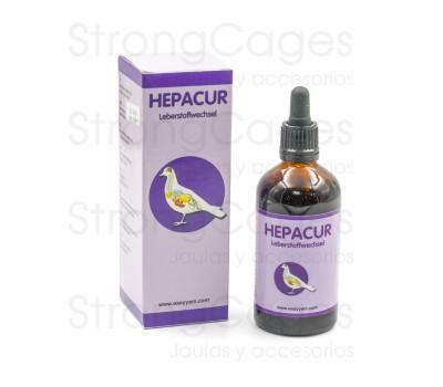 Hepacur | Protector hepatico
