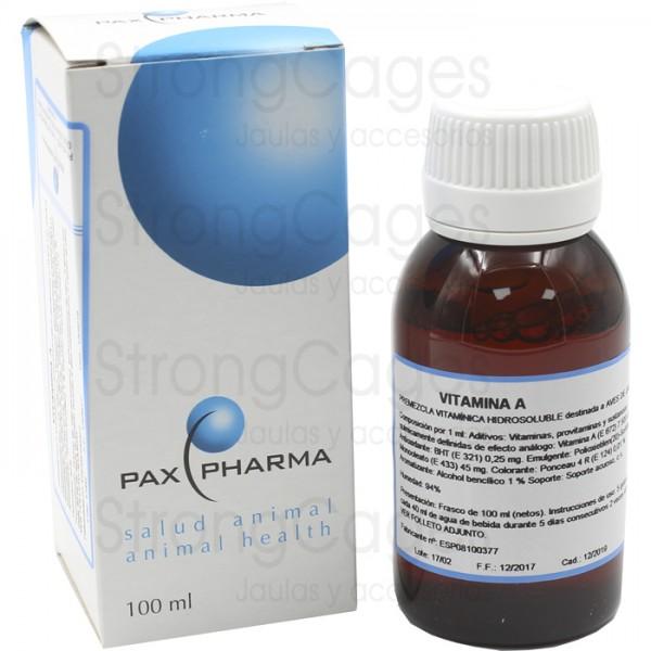 Vitamina A 100 ml  Laffi