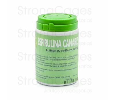 espirulina canariz