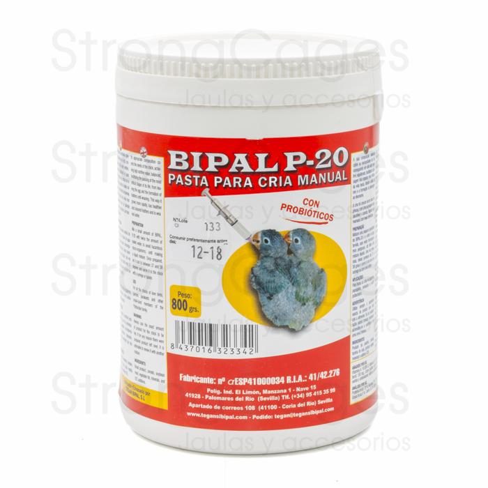 Bipal P-20 psitacidos