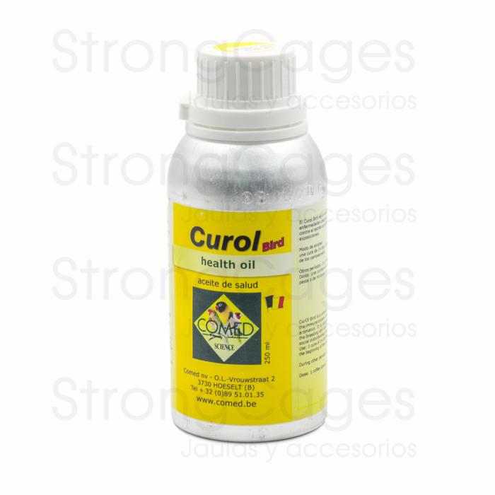 curol bird 250 ml aceite (comed jane)