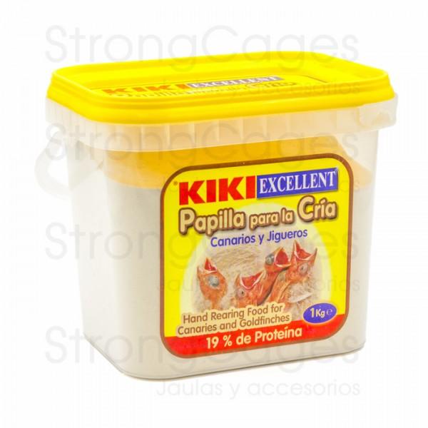 kiki excellent papilla para la cria