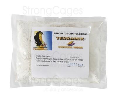 Terramix Ácaros 200 grs (especial nidos)