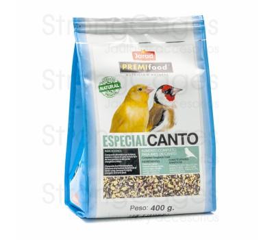Mixtura Especial Canto 400 grs