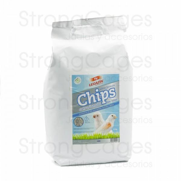 Chips extrusionado 4 kg sin dore