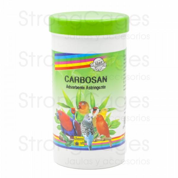Carbosan - Adsorbente Astringente