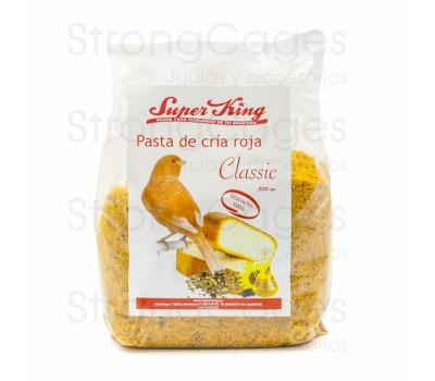 Pasta de cria Superking Roja