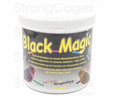 BLACK MAGIC 500 gr black canaries, bronze, copper and lizard