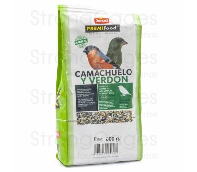 Mixtura Premifood Camachuelos y Verderones