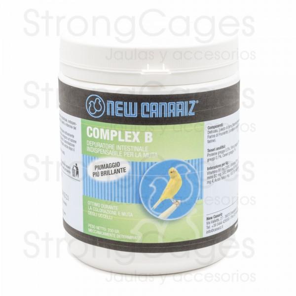 Complex B Purificador intestinal (New Canariz 250 grs)