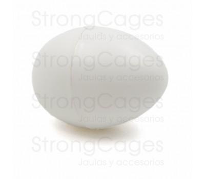 Huevo de plastico para paloma