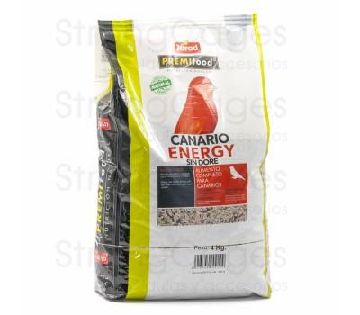Mixtura Premifood Canario Energy jarad