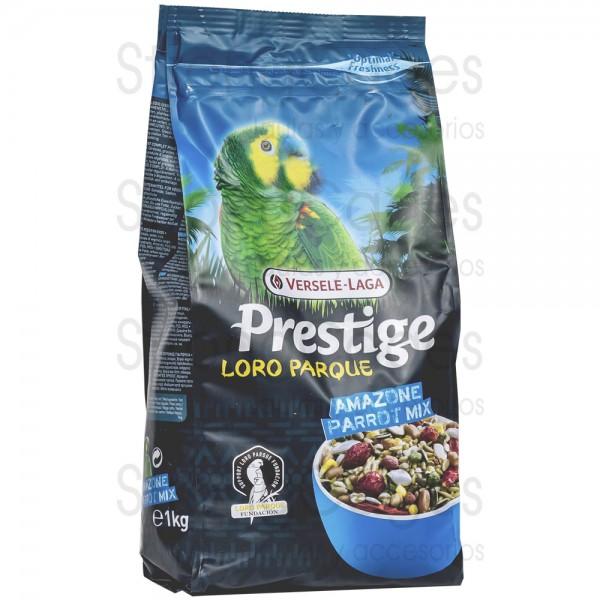 Prestige loro amazonicos 1kg