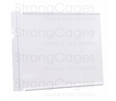 Lateral cerrado para jaulas Mod 2700-2900 (New Canariz)
