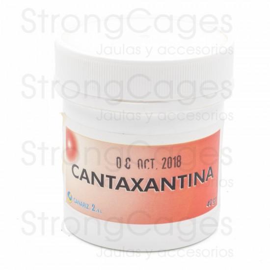 cantaxantina canariz 40 gr