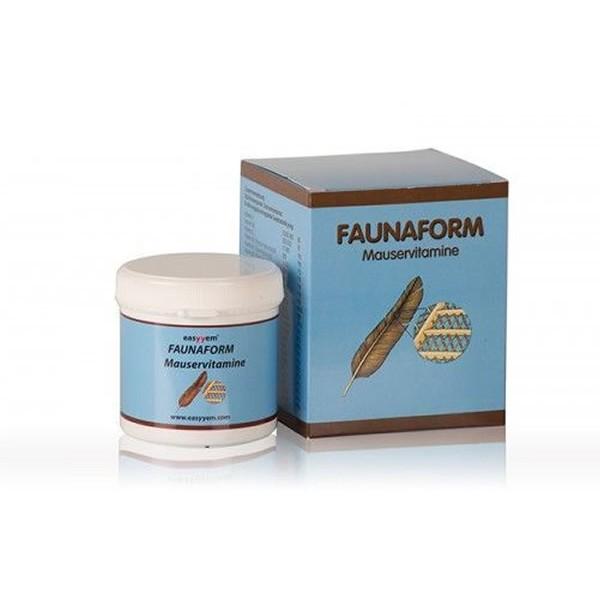 Faunaform - Vitaminas para la muda