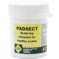 Padsect 35 grs (pomada para las patas escamosas)