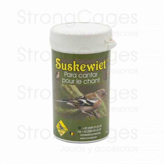 suskewiet para el canto de los silvestres