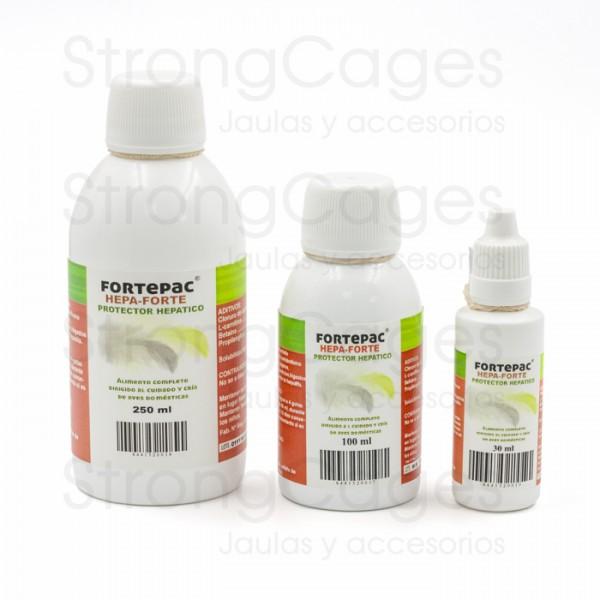 Fortepac hepa forte protector hepatico