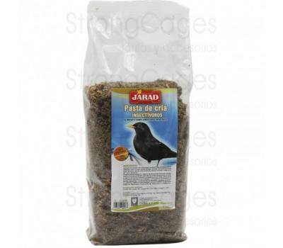 jarad pasta de cria para insectivoros