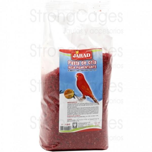 jarad pasta de cria factor rojo