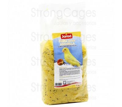 Jarad pasta de cria amarilla