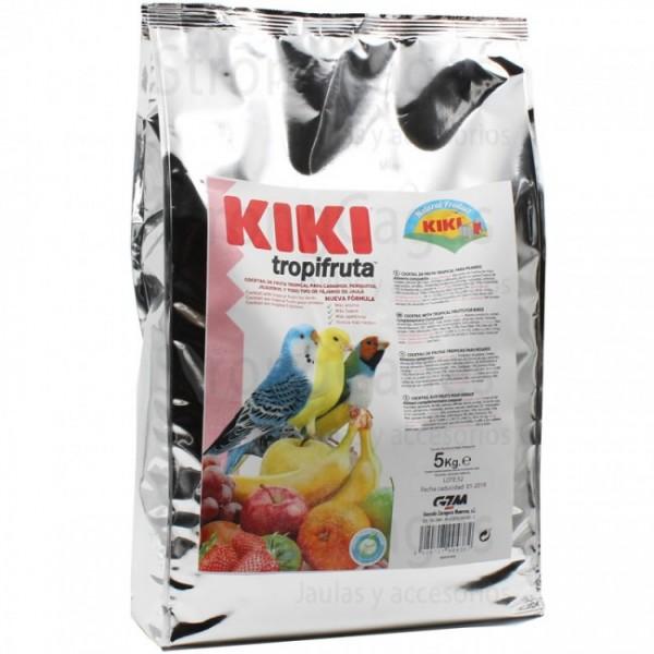kiki pasta de cria y mantenimiento tropifruta 5kg