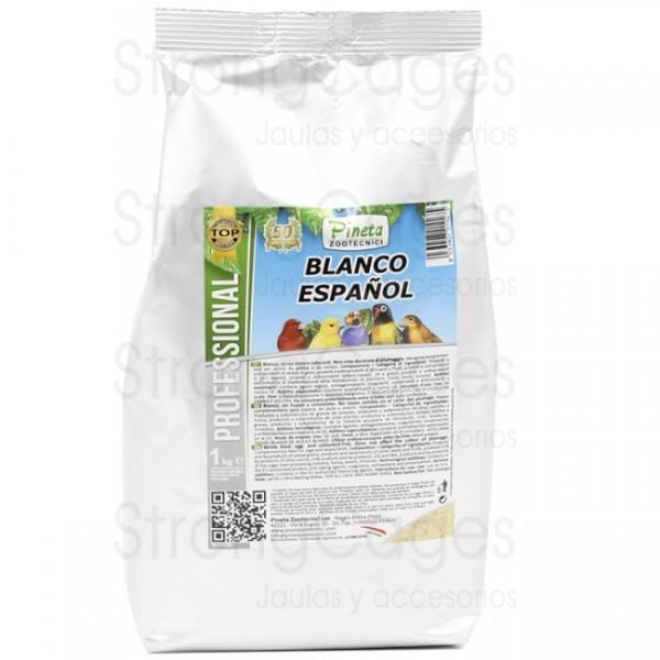 pasta pineta blanco español