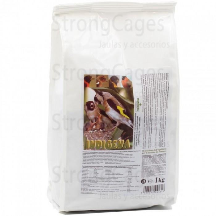 Pasta Jilgueros Indigena Soft 1 kg