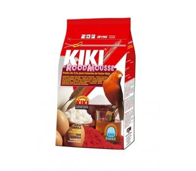 KIKI Pasta de cria y mantenimiento roja con pigmento 1 kg