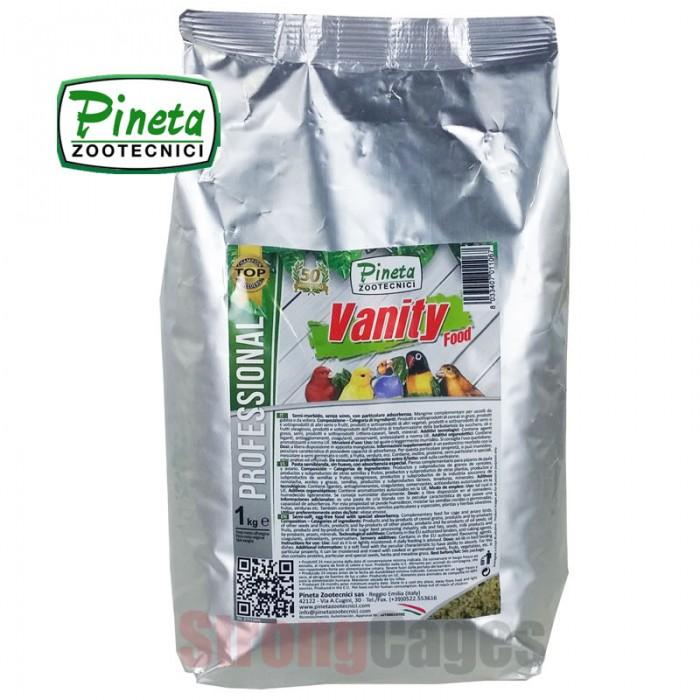 Vanity food - pasta cria pineta
