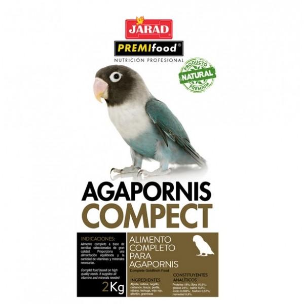 Mixtura Agapornis Premifood compect