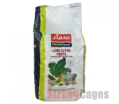 Jarad Premifood loro extra fruta 3 kg