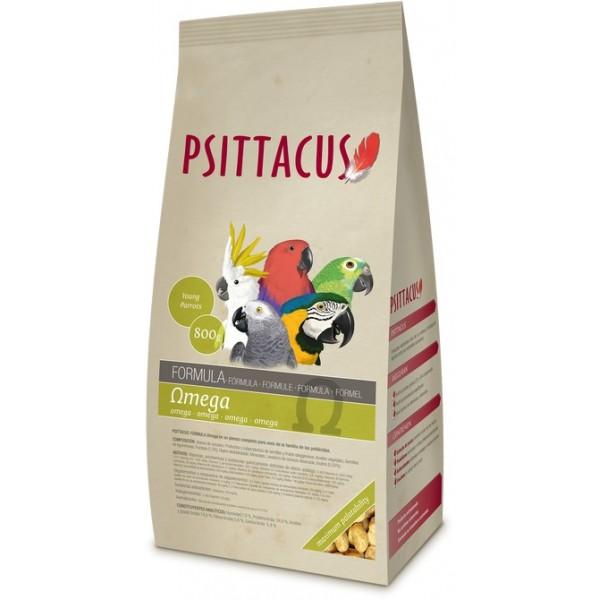 psittacus omega pienso premium de maxima riqueza nutricional