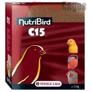 NutriBird C15 para canarios 5Kg