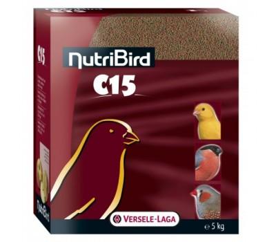 nutribird c15 para exoticos 5kg