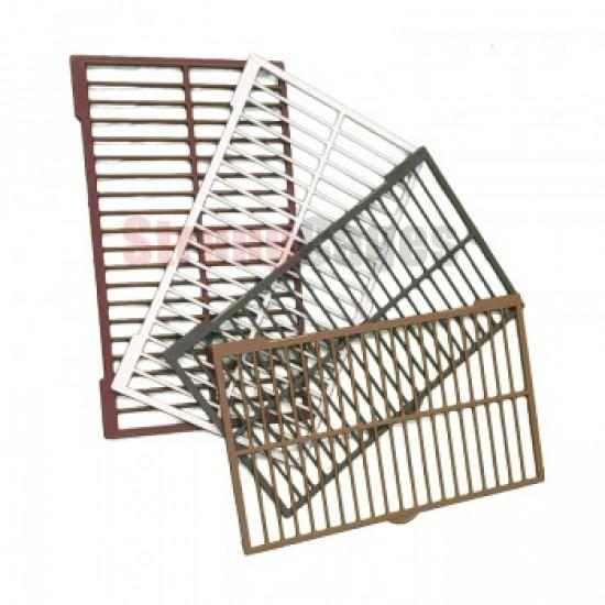 Rez-de-remplacement grille cage C-1 grille