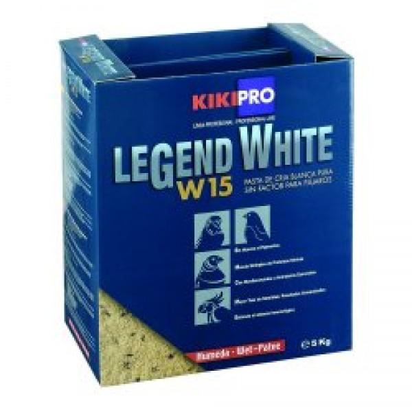 KIKI Legend white W15 humeda 5 kg